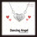 ダンシングエンジェル Dancing Stoneシリーズ(ダンシングストーン) 【In my Heart】 ペンダント ANG-015