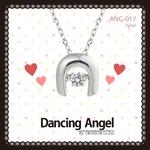 ダンシングエンジェル Dancing Stoneシリーズ(ダンシングストーン) 【Relief】 ペンダント ANG-017