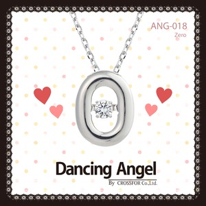 ダンシングエンジェル Dancing Stoneシリーズ(ダンシングストーン) 【Zero】 ペンダント ANG-018 - 拡大画像