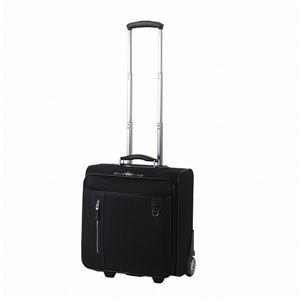EARTH BANGER(アース バンガー) Soft Luggage P1ブラック - 拡大画像