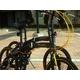 WACHSEN(ヴァクセン) アルミ折り畳み自転車 BA-100 20インチ ブラック&イエロー - 縮小画像5