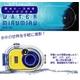 防水ケース付 トイデジカメ WATER MIRUMIRU画像1