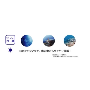 防水ケース付 トイデジカメ WATER MIRUMIRU画像4