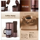 アピックス コーヒーメーカー AKC-120 写真2