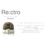 Re:ctro(レクトロ) アロマ加湿器 dome(ドーム)