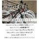 PRIMARY(プライマリー) 6段変速 クロスバイク BGC-700-RD レッド+折りたたみバスケット+ワイヤーロック+LEDライト 写真2