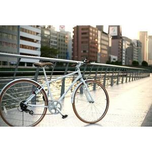 WACHSEN(ヴァクセン) 自転車 700Cアルミクロスバイク 6段変速 Reise画像5