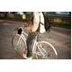 WACHSEN (ヴァクセン) 700Cアルミクロスバイク 6段変速 Reise+ダイナモライト+ワイヤーロック 写真4