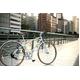 WACHSEN (ヴァクセン) 700Cアルミクロスバイク 6段変速 Reise+ダイナモライト+ワイヤーロック 写真5