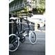 WACHSEN(ヴァクセン) 20インチアルミ 折り畳み自転車 Schwarz(シュヴァルツ) 6段変速付 BA-102 写真6