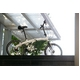 WACHSEN(ヴァクセン) 20インチアルミ 折り畳み自転車 Weiβ(ヴァイス) 6段変速付 BA-101 - 縮小画像6