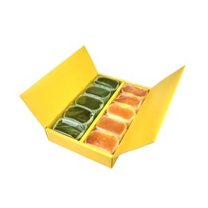 花口シェフの半熟チーズ・宇治抹茶 各5個セット