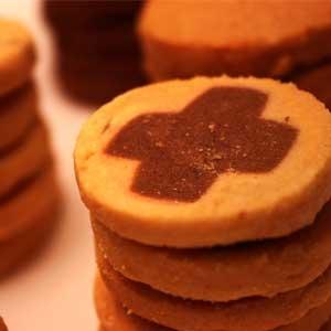 冬の豆乳おからクッキー