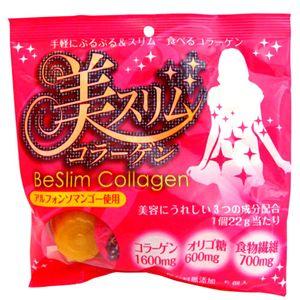 美スリムコラーゲン マンゴー味 5個入×6パックセット