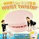 体幹筋トレーニング器具 waist twister(ウエストツイスター) 写真1