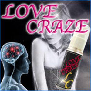 フェロモン香水 ラブクレイズ(LOVE CRAZE)無香料 30ml - 拡大画像