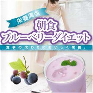 栄養満点 朝食ブルーベリーダイエット - 拡大画像