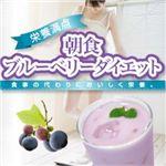 栄養満点 朝食ブルーベリーダイエット 【3個セット】