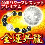 金龍パワーブレスレットプレミアム レディース16cm 【6セット】