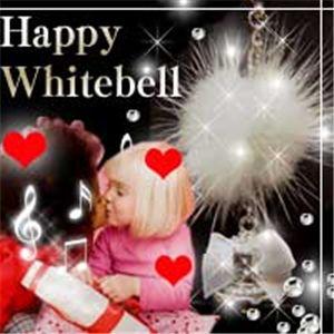 Happy White Bell (ハッピーホワイトベル) 【3個セット】