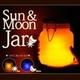 Sun&Moon Jar(1台で2色の光)サン&ムーンジャー 写真1