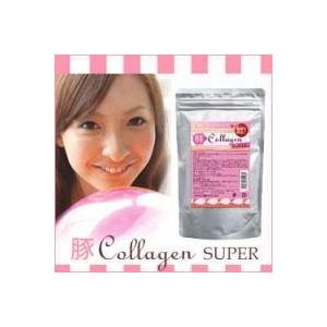 コラーゲン含有サプリメント 『豚コラーゲン super』