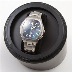 時計ワインダー 1本用 ブラック 【ワインデンングマシーン】 - 拡大画像