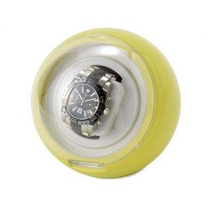 カラフルワインダー 1本用 時計巻上げ機 ライム - 拡大画像