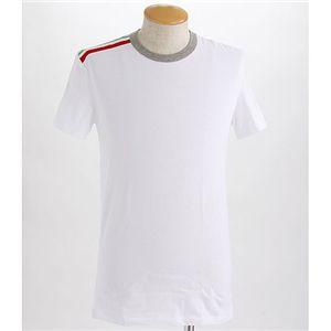 Dolce&Gabbana(ドルチェ&ガッバーナ) メンズTシャツ M10513 ホワイト XSサイズ