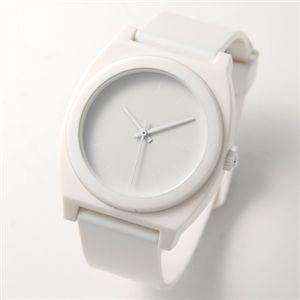 NIXON(ニクソン) TIME TELLER P ユニセックスウォッチ A119-100/ホワイト