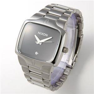 NIXON(ニクソン) THE PLAYER メンズブレスウォッチ 140-000/ブラック