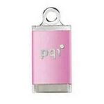 PQI USBフラッシュディスク:i810Plus 16GB(ピンク)