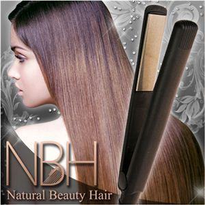 ヘアアイロン Natural Beauty Hair(ナチュラルビューティーヘア) - 拡大画像