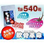 グルコサミン・コンドロイチン配合 軟骨革命 540粒(業務用3カ月分)