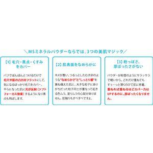 MSミネラルパウダー 6g