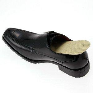 使い捨てペーパーインソール(靴の中敷き)30足セット 紙製【日本製】 f04