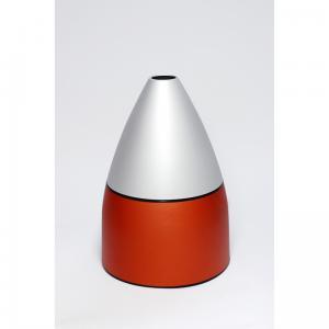 エアアロマ アロマディフューザー aromax silent(アロマックスサイレント) レッド