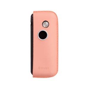 携帯用アロマディフューザー<@aroma mobile diffuser funfan(ファンファン) ピンク>【USBケーブル、充電池付】 - 拡大画像