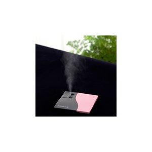 アロマディフューザー<@aroma personal diffuser squair(スクエアー) 藤(ふじ)>【ACアダプター付】