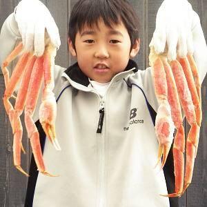 【特大】女王ズワイガニ(ボイル 脚)1kg(3肩前後)