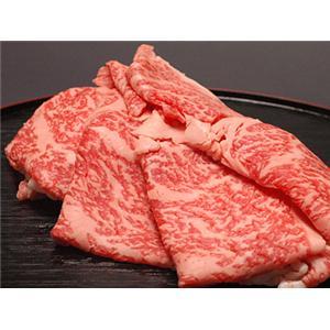 松阪牛最高級ロースすき焼き 500g