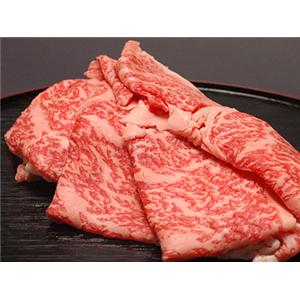 松阪牛最高級ロースすき焼き 1kg