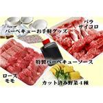 ばんざいシリーズ 松阪牛お手軽バーベキューセットSP C(4-5人前)