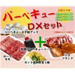 松阪牛お手軽バーベキューセットDX A(8-10人前)
