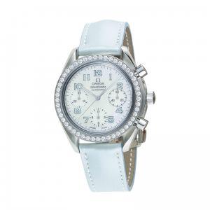OMEGA(オメガ) 腕時計 スピードマスター レディースオートマ ダイヤモンド 3815.71.53