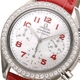 OMEGA(オメガ) 腕時計 スピードマスター レディース オートマ ダイヤモンド 3815.79.40 - 縮小画像2