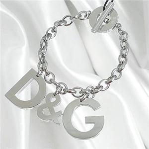 D&G DJ0108 ブレスレット SI - 拡大画像
