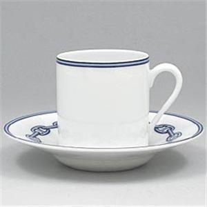 Hermes(エルメス) シェーヌダンクルブルー コーヒーC&Sペア 2717画像2