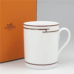 Hermes(エルメス) リズムレッド マグカップ 4434