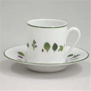 Hermes(エルメス) メスクラン コーヒーカップ&ソーサー90mlペア7917画像2